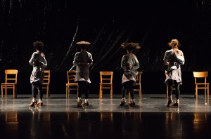 Rosas danst Rosas, Anne Teresa De Keersmaeker
