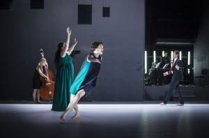 Tatiana Julien «Ciseler autrement l'imaginaire du danseur»