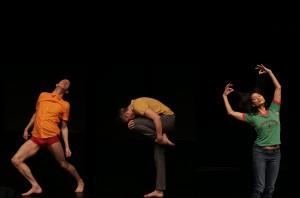 Alain Michard, Quand la mémoire activela danse