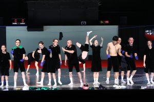 Canine jaunâtre 3, Marlene Monteiro Freitas / Batsheva Dance Company