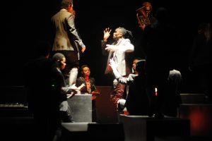 Requiem pour L, Alain Platel & Fabrizio Cassol