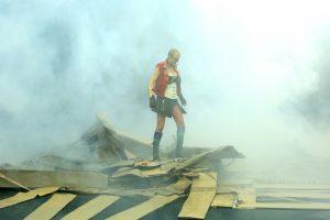Phia Ménard « Attaquer à la base »