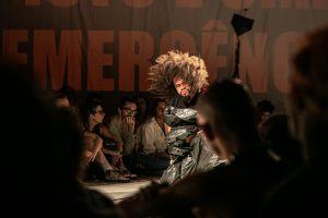 Wellington Gadelha « Nous n'avons pas le temps d'être vulnérables »