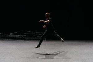 Rémy Héritier «Danser, c'est mener une enquête perpétuelle»